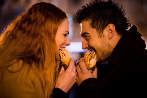 Το street food λοιπόν μέσα σε 4 λέξεις: Επιλογή! Περιπέτεια! Φρεσκάδα! Ποιότητα!